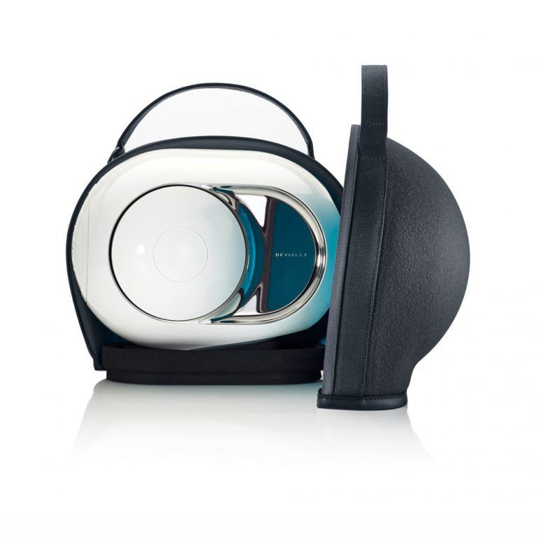 cocoon with speaker