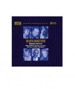 blues masters blå cd