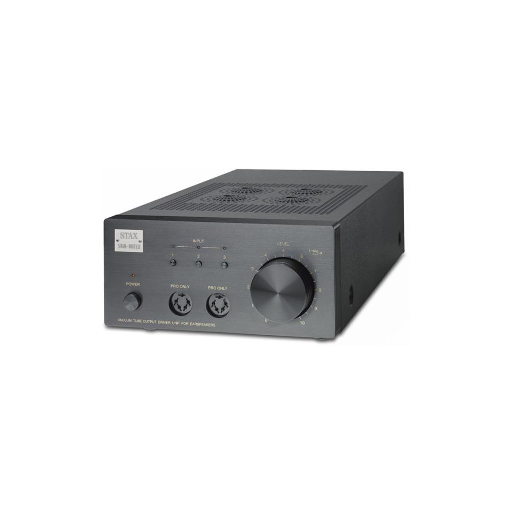 Stax Srm 007t2 Driver Audio Concept Online Shop Preamplifier Line Ngot Svart