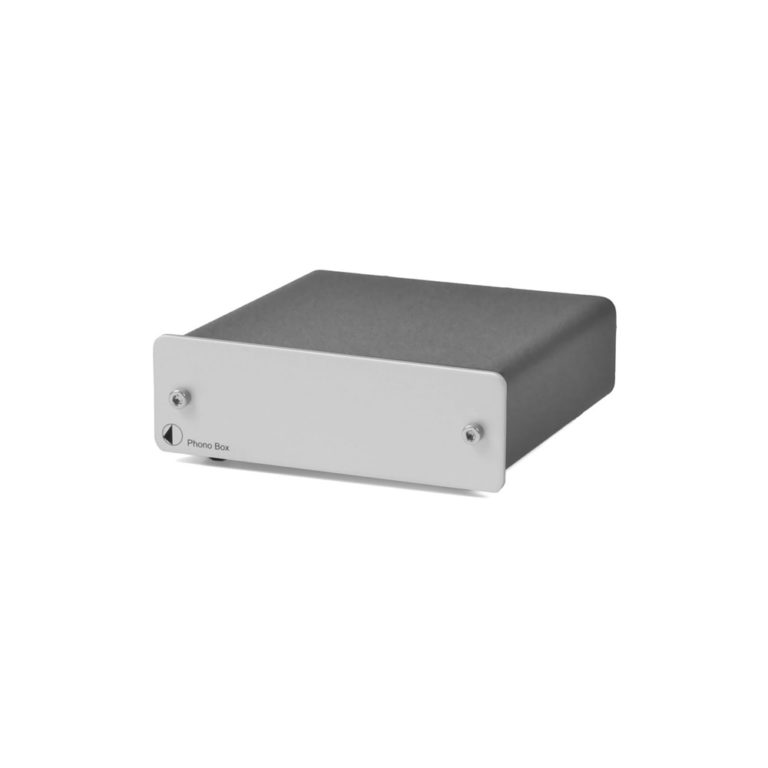phonoboxsilver