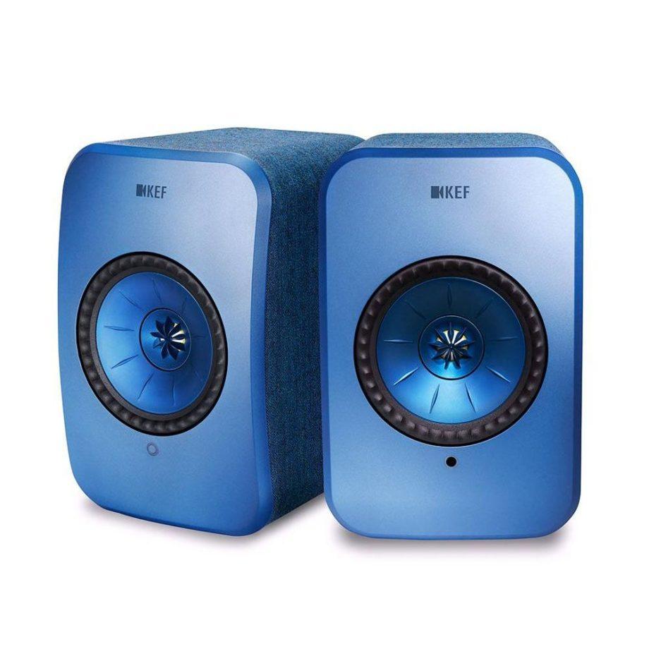 kef lsx blue