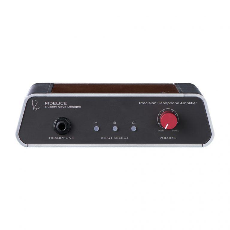 Fidelice Precision headphone amplifier